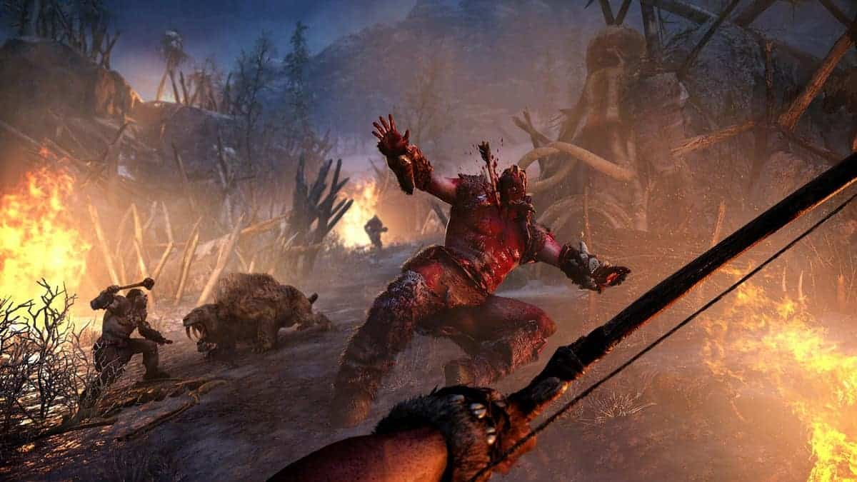 Far Cry Primal update