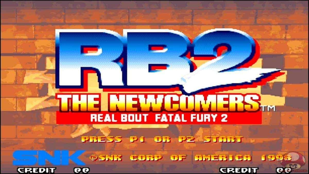 Fatal Fury 2 - NewComers