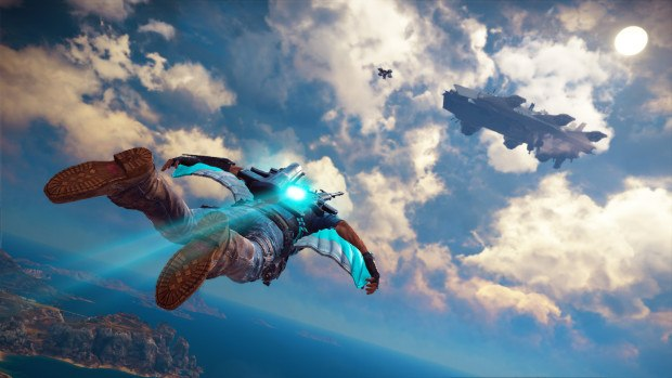Just Cause 3 Sky Fortress trophies