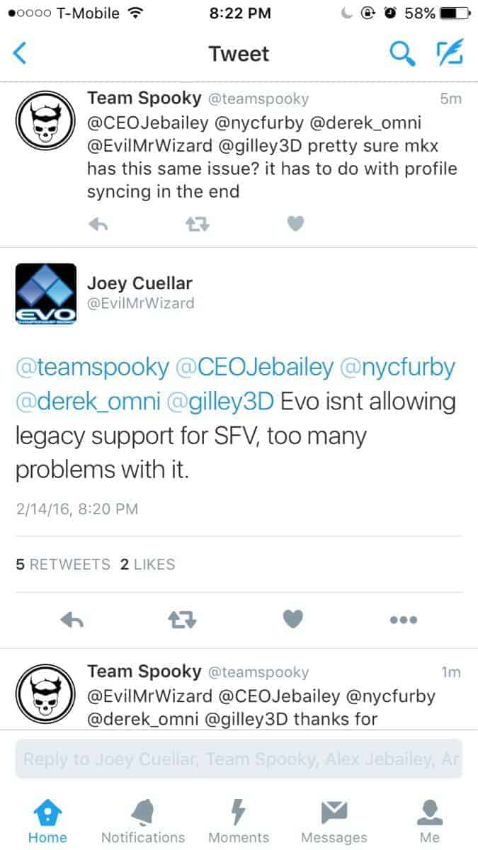 EVO Championship to Ban DualShock 3 for Street Fighter 5