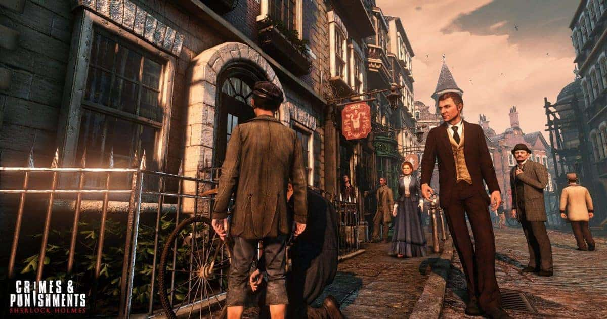 Games with Gold Sherlock Holmes Crimes and Punishments