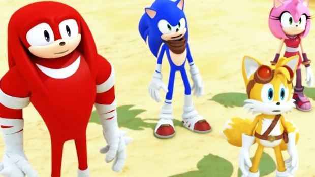 Sonic Boom Fire and Ice release