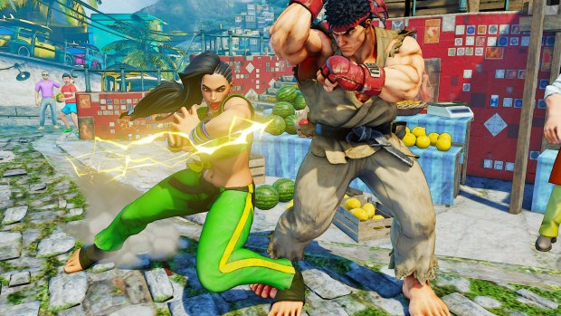 "Street Fighter V makes ""casuals feel alienated"""