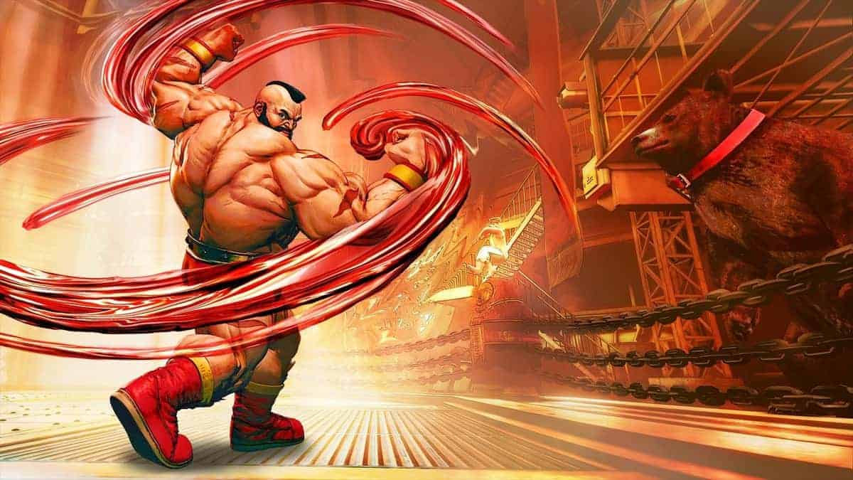 Street Fighter V Server Disconnect Interrupts Local Finals Game Mid-Fight