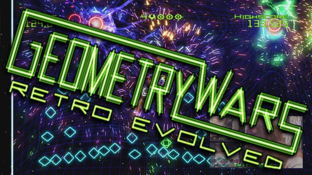 geometry wars retro evolved
