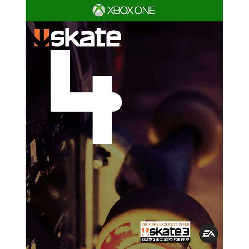 Skate 4 Could be Real, Suggests the Leaked Image