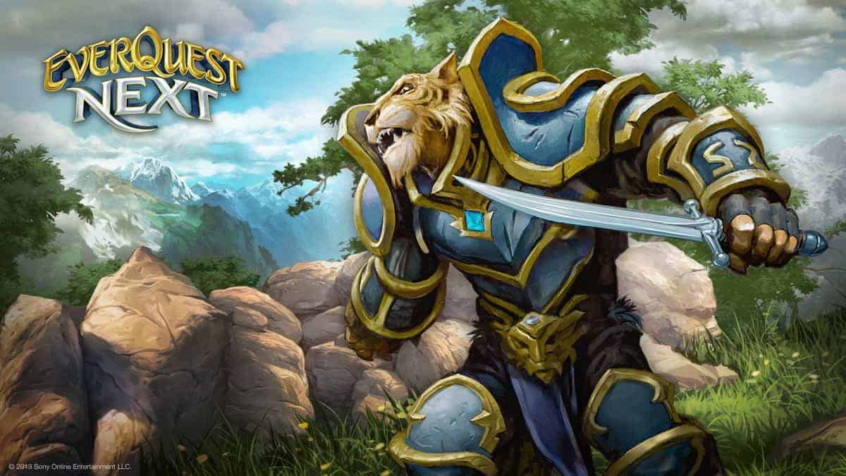 EverQuest Next Cancelled