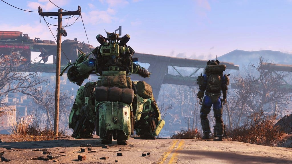 fallout 4 mod support for xbox one