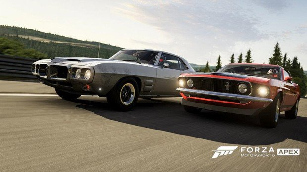 Forza motorsport 6 Apex gameplay