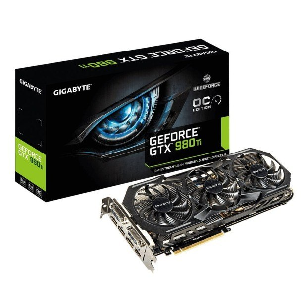 GTX 980Ti 6GB WINDFORCE 3X