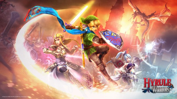 Hyrule Warriors update
