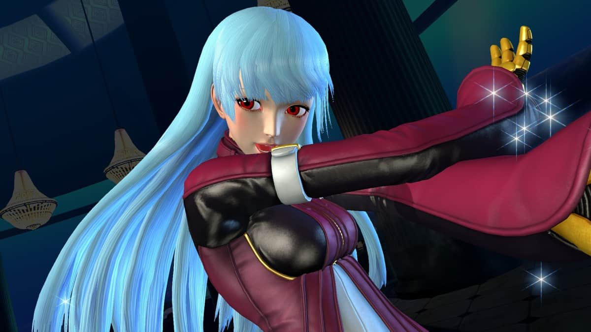 King of Fighters XIV Characters Bosses 2