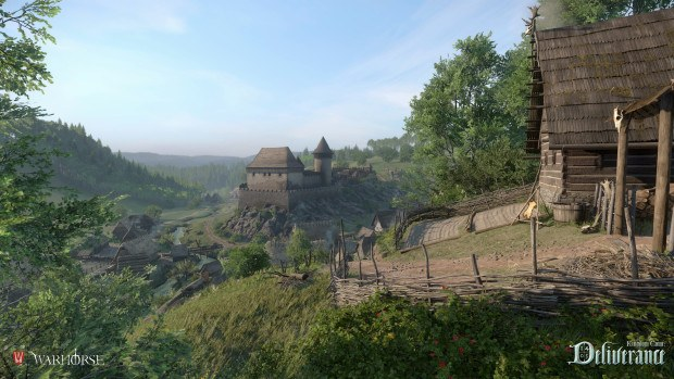 Kingdom Come Deliverance RPG system