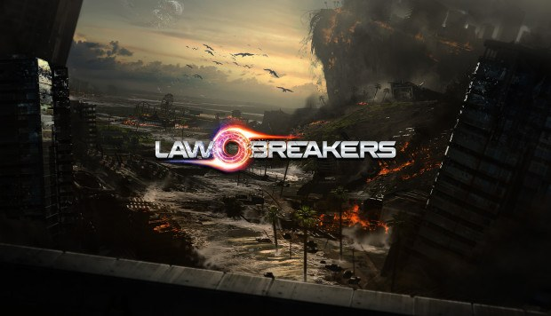 LawBreakers Recommends 16GB