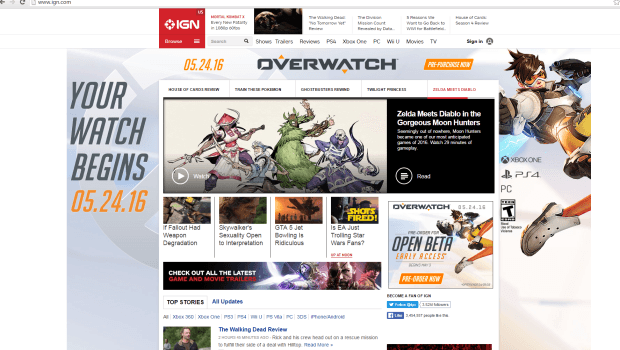 Overwatch release date and open beta leak