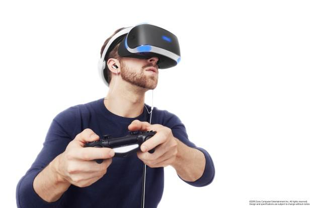 Consoles Gamers Are More into VR