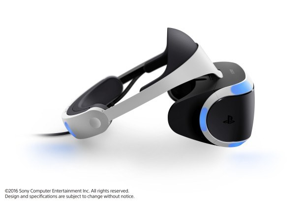 PlayStation VR units