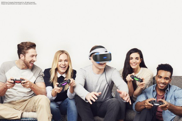 PlayStation VR preorders