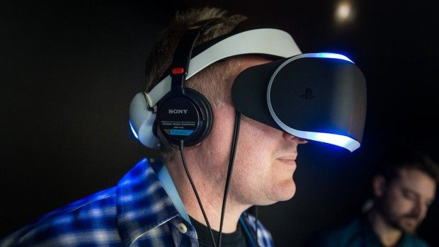 Sony will dominate vr market