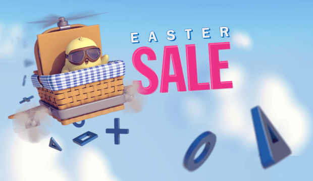 Playstation Store Easter Sale PS4