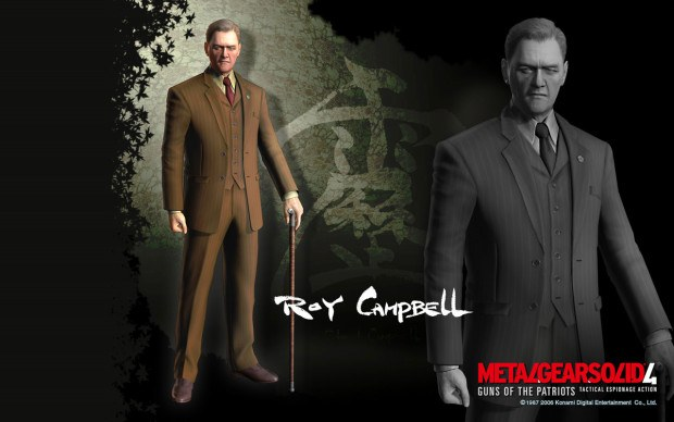Roy Campbell voice actor