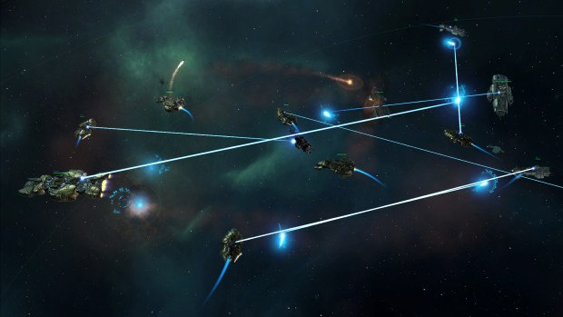 Stellaris gameplay