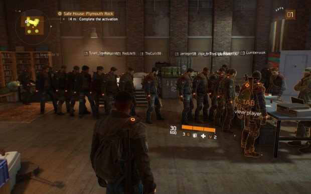 The Division griefers