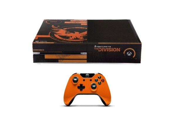 The Division themed Xbox One