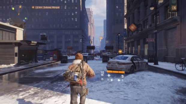 the division pve area