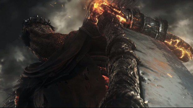 Meet Yhorm the Giant, one of the several Lords of Cinder in Dark Souls 3