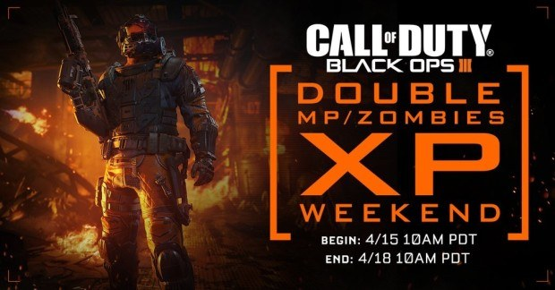 Black Ops 3 Double XP