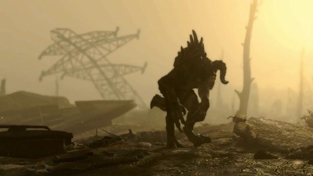 Fallout 4 update 1.6 beta