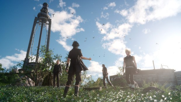 Final Fantasy 15 frame rate