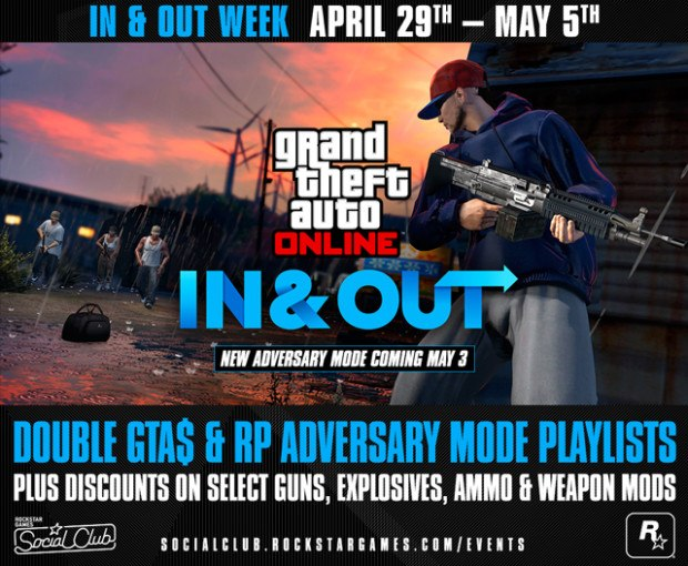GTA ONline advisory mode