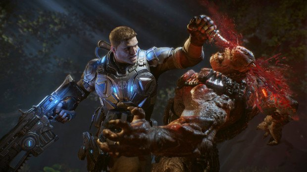 Gears of War 4 Horde Mode Heavy Class Guide