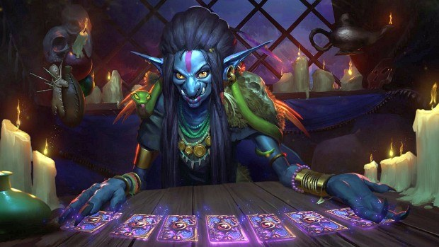 Hearthstone Whispers of old gods