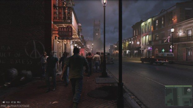 Mafia 3 gameplay e3 2016