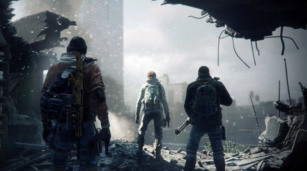 The Division Details Free Content for Update 1.8