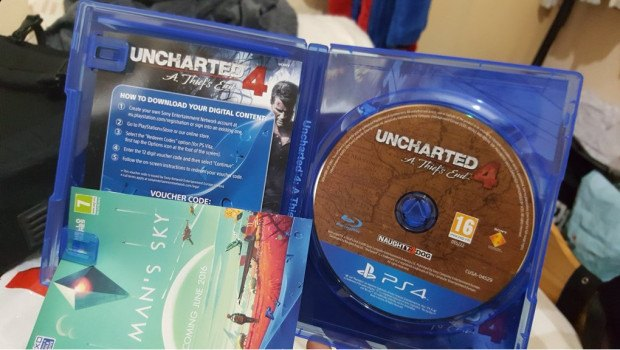 Uncharted 4 Out Now
