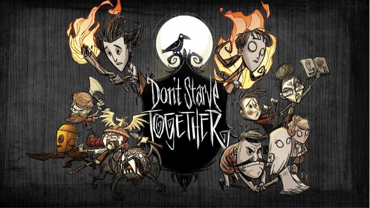 Don't Starve Together to Officially Launch on April 21