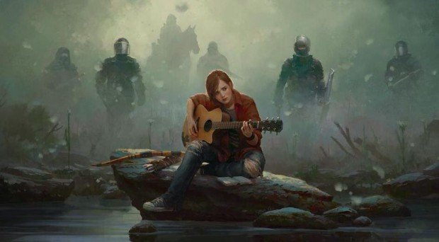 Origin of The Last of Us 2 gameplay