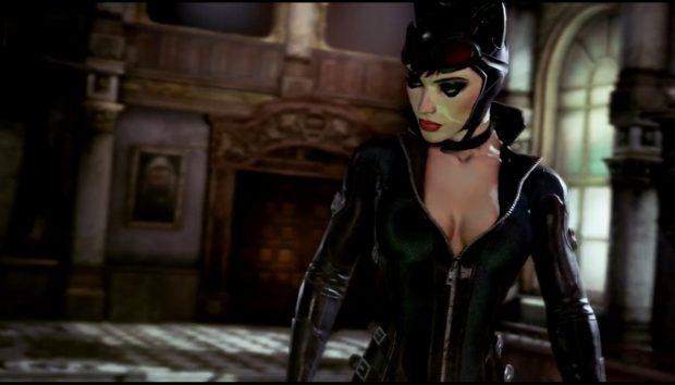 Batman: Return to Arkham comparison screenshots