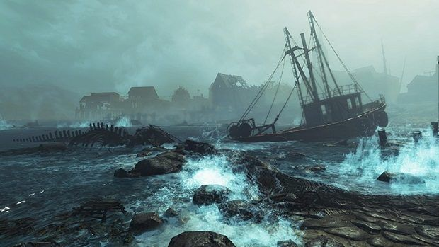 Fallout 4 Far Harbor Settlements And Workshops Guide