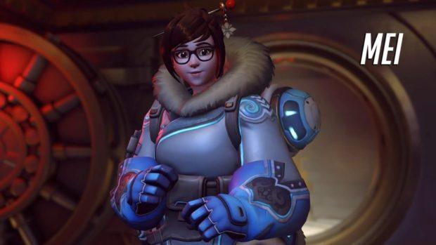 Street Fighter V Overwatch Mei Guide
