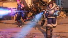 Overwatch characters and setting 1