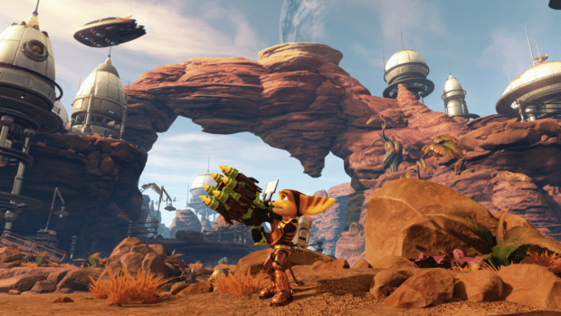 Ratchet and Clank-1