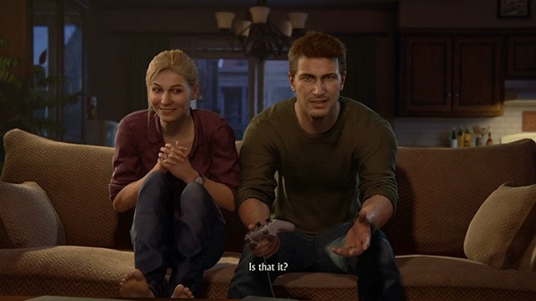 Uncharted 4 Story DLC