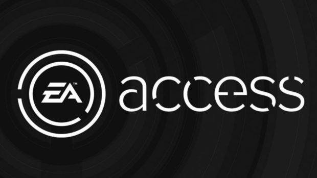ea access on Xbox Live
