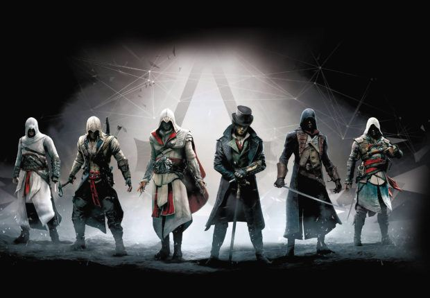 Assassins Creed Collection Magazine Figurines 2