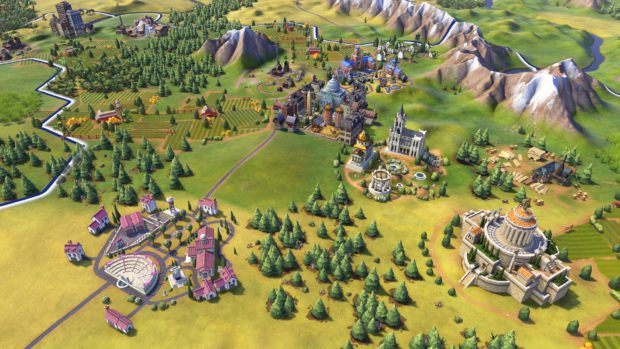 Civilization VI America Strategy